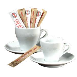 Espressokopp Arcaffé Vit