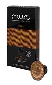 Must Provpaket 50 st Nespresso-kompatibla